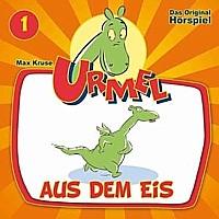 urmel hörspiel von egon l. frauenberger, mit musik und schönen liedern, nach dem buch von max